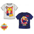 Sam is a Firefighter Kid's T-Shirt, 3-6 years