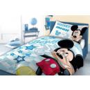 Kinderbettwäsche Disney Mickey 100 × 135cm
