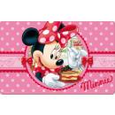 Place mat for Disney Minnie 3D