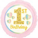 Balony foliowe z okazji urodzin 43 cm