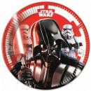 Star Wars Paper Plate 8 stuks 19,5 cm