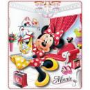 Großhandel Home & Living: Polar Bettdecke  Disney Minnie 120 * 140 cm