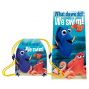 Disney Nemo and Dory Gym Bag & Towel Set