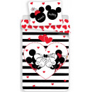 Bedding Disney Minnie 140 × 200cm, 70 × 90 cm