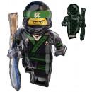 Großhandel Geschenkartikel & Papeterie: LEGO Ninjago Folienballons 88 cm