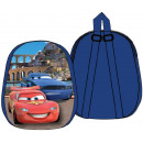 Plush backpack bag for Disney Cars , Verdas 31cm