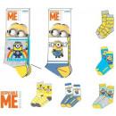 Children socks Minions