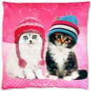 Cicás, poduszka Cat, poduszka 40 * 40 cm