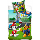 Paw Patrol bed linen cover 160 × 200 cm, 70 × 80 c