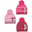 Kid's knit hat DisneyMinnie
