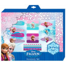 Disney Frozen, Frozen hair clips, hair rubber 20 s