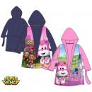 Children's bathrobe Super Wings 3-6 years