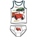 T-Shirt + Bottom Set für Disney Cars , Verdas 2-7