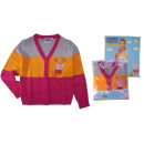 Kid's sweater, cardigan Peppa Pig 98-128cm