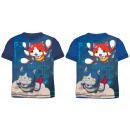 ingrosso Ingrosso Abbigliamento & Accessori: T-shirt per bambini, orologio Top Yo-kai 98-128 cm