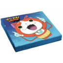 Yo-kai Watch napkin with 20 pcs