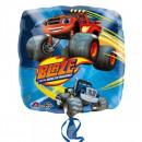 Großhandel Geschenkartikel & Papeterie: Blaze , Flammenfolienballons 43 cm