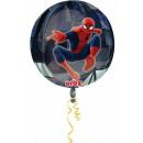 Spiderman , Spiderman ballons feuille balle