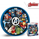 wholesale Others: Avengers Wall Clock 25 cm
