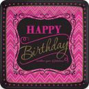 Happy Birthday Paper Piece 8 pcs 17.8 cm
