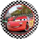 Disney Cars , Verdák Paper plate 8 pieces 23 cm