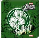 Avengers , Revenge Napkins 20 Pieces