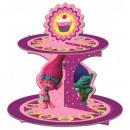 Trolls, Trolls Cupcake, Muffin Stand