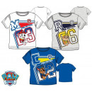 Paw Patrol kids short t-shirt, top 3-6 years