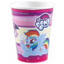 My Little Pony paper cup 8 pcs 250 ml