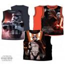 T-shirt pour enfants, top Star Wars 4-10 ans