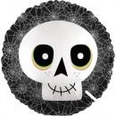 Halloween Skull Foil Balloons 43 cm
