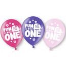 hurtownia Upominki & Artykuly papiernicze: Pierwsze balony, balony 6 szt