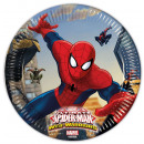 Spiderman , Spider-Man Cartridge 8 pcs 19.5 cm
