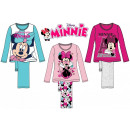 wholesale Licensed Products: Children's  long pyjamas  Disney Minnie 2-8 ...