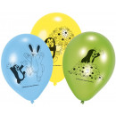 The Little Mole, Balloon Balloon, 6 balloons