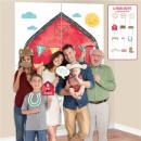 wholesale Clocks & Alarm Clocks: Pata ranch Wall decoration + Photo accessories set