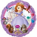 groothandel Overigen: Disney Sofia,  Sofia Folie Ballonnen 43 cm