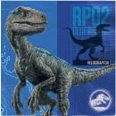 Jurassic World napkin 20 pcs
