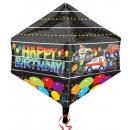 Happy Birthday Foil balloons 53 cm