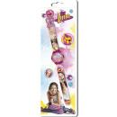 Digital watch Disney Soy Luna
