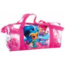 Sport bag, travel bag Shimmer and Shine 3D 50cm