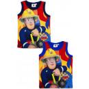 Gyerek póló, felső Fireman Sam, Sam a tűzoltó