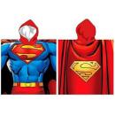 Superman strandlaken poncho 55 * 110cm