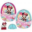 Disney Minnie 52-54cm berretto da baseball per bam