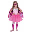 Barbie Super Power, Superhero Barbie costume 3-5 y