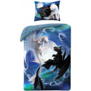 So educate your dragon bed linen 140 × 200cm
