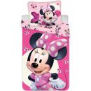 DisneyMinnie Pościel dziecięca 100 × 135 cm, 40 ×
