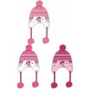 Kids Knit Hat Disney Minnie