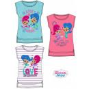 T-shirt for children, upper Shimmer and Shine for
