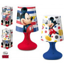 grossiste Articles sous Licence: Mini lampe LED Disney Mickey